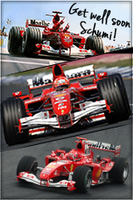 Robin22 Michael Schumacher Avatar by kasbandi
