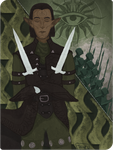 Two of Swords by Thuviel