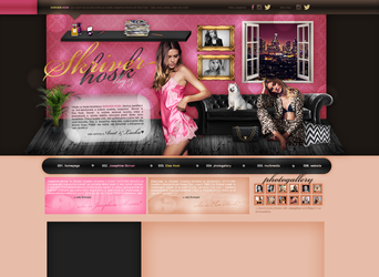 Layout ft. Josephine Skriver and Elsa Hosk 002 by PixxLussy