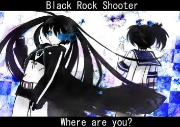 Black Rock shooter by Chocolate-Choux