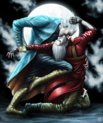 Dante and Vergil in Hell Redux by Imaliea
