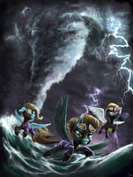 Through The Storm by Nemo2D