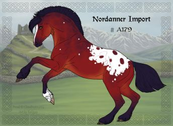 Nordanner Custom Import A179 by Cloudrunner64