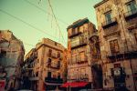 A warm evening in Palermo by INVIV0