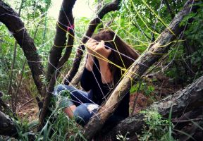 7.365 Stuck in the Spider's Web by forever-just-jess