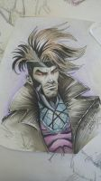 Klaus Knafo Gambit   Note Us For Commissions  By I by ArtOfIDAN