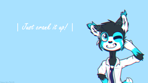 OC | Just crank it up! by Sarcastic-W0lf