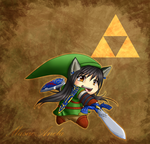 Twilight Princess Chibi by Masae