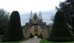 Southwell Minster 1 by fuguestock