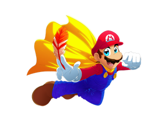 Lift Off! (Mario Suits Collab) by DJ-Mika