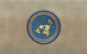 United Earth Stellar Navy Logo by Majestic-MSFC