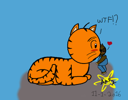 Heathcliff and Henk WTF by Ay6