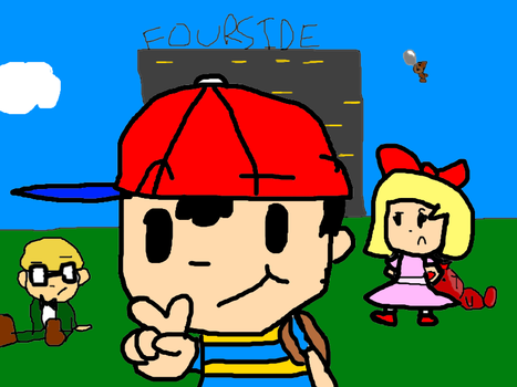 From Fourside by Doctormario606