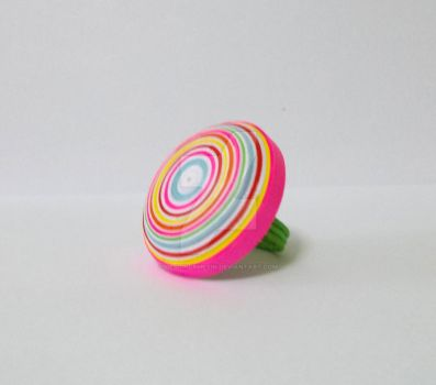 Paper Ring by designermetin