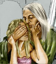 Guess who - coloured by ginn-m