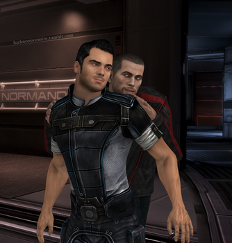 Kaidan, help, close-up by Forever-in-a-Day