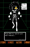 If Bipper was in Undertale? by Kurohack