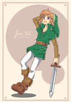 Oracle Link by Animebabe161