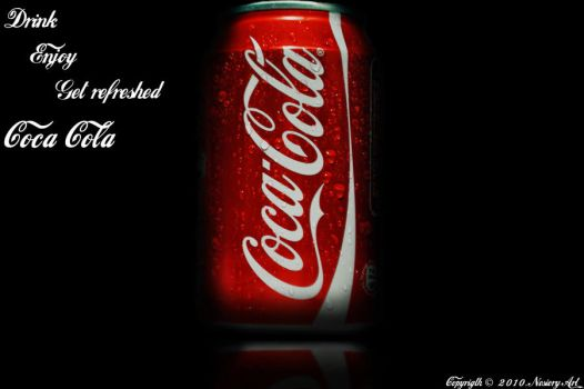 Coca cola by Nesiory