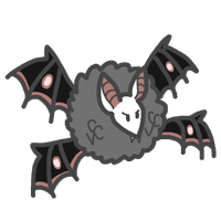 Bampire Vat Coal Puff by Fletchadoodle