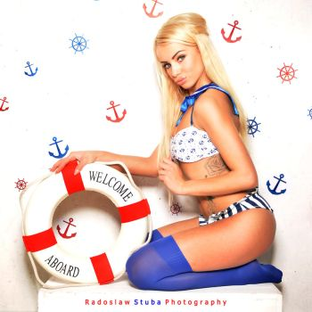 Sailor Girl - Klaudia .1. by radoslawstuba