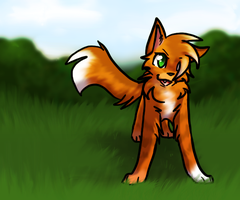 Squirrelflight, yup by Optimistic-Whiteout