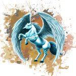Pegasus Tattoo by Glaubart