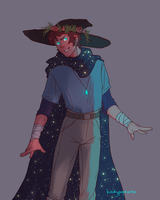 Lance the witch by kiilea