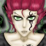 Green Eyes by Arqenloce