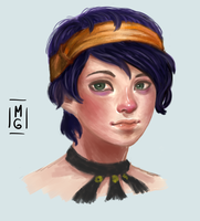 narancia by morgyuk