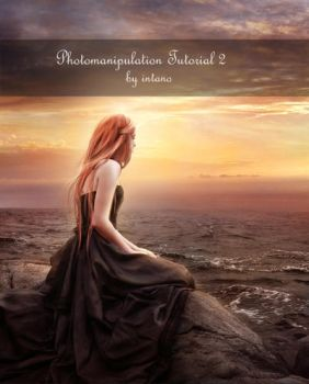 PHOTOMANIPULATION TUTORIAL II by intano-stock
