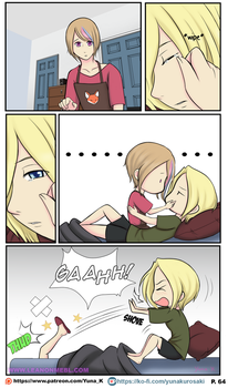 Lean on Me BL Page 64 by Yuna-Bishie-Lover