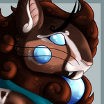 YCH: Maahes Bust by SlayersStronghold