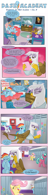 Norwegian - Dash Academy 2 Hot Flank Part 5 by TheHallOfMall