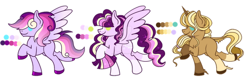 Mlp Breeding Chart Results 1 by Musical-Medic