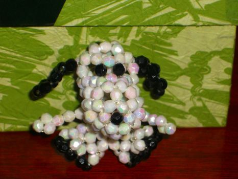 Crystal Beads Snoopy by Tamiake
