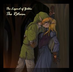 Legend of Zelda: The Return by Luna-Kitsune-Blu