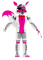 Funtime Foxy (project box) by AgentPrime