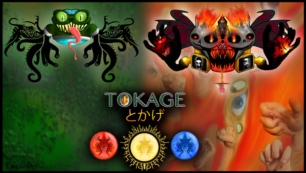 Tokage by Artistboy360