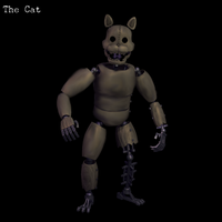 Unwithered Cat W.I.P by DreemurrEdits87