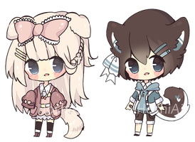 |CLOSED| Adoptable Auction (+PAYPAL ACCEPTED NOW) by HoshiAi