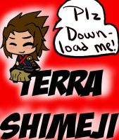 Terra Shimeji by Onyx-Art