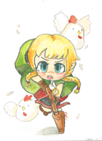 Linkle Chibi by Artist-squared