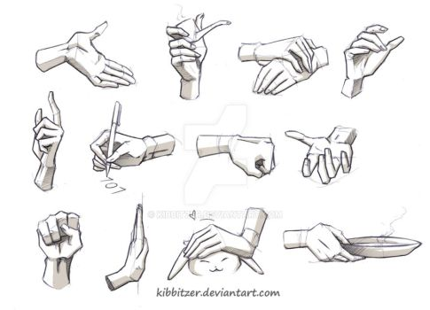 Hands Reference 2