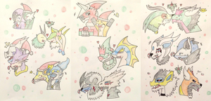 PKMNation:: Christmas Shipping by Dianamond