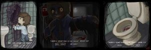 silent hill 4: no toilet by hizzacked