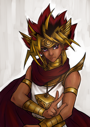Pharaoh by jaisamp