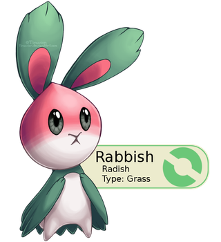 #045 - Rabbish by Tinuvion
