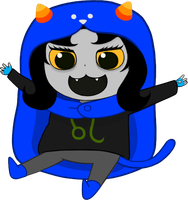 Himouto Nepeta-chan by CptNameless
