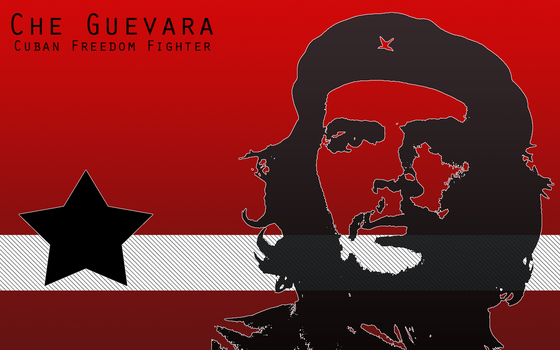 Che Guevara - Freedom Fighter by skyride